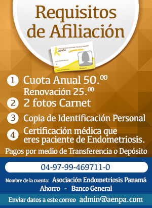 Requisitos de Afiliación